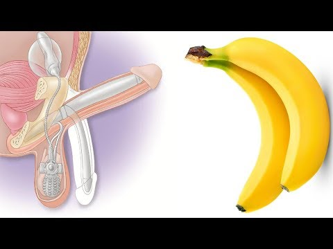 Benefits of Bananas Boost Male Health in the Bedroom   KHAM PENG