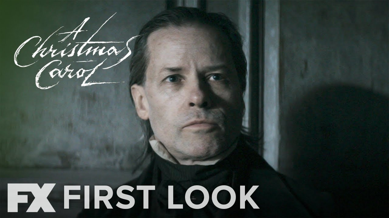 FX's A Christmas Carol | First Look: A Christmas Carol | FX - YouTube
