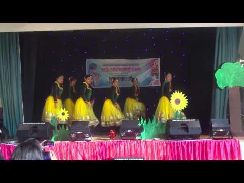 Watford Malayalee Samajam Onam 2014 Dance Dhum Dhum Dooreyetho