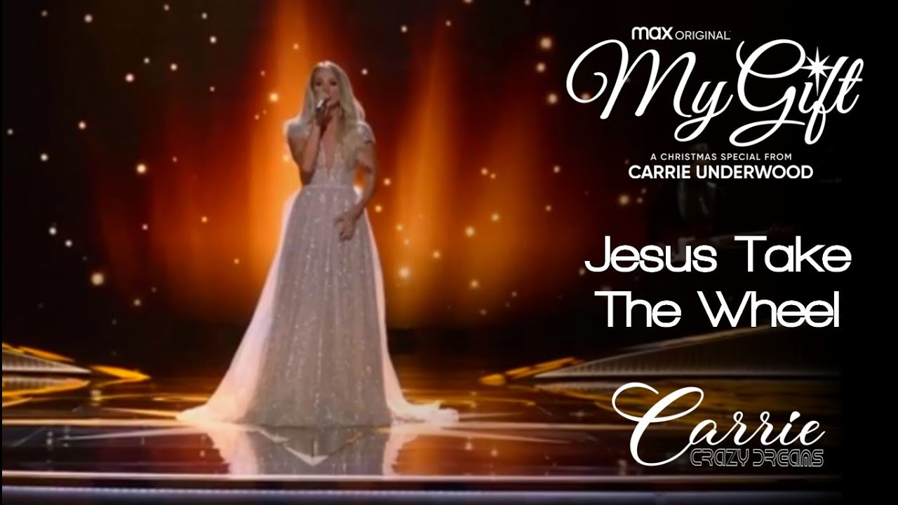 Download Carrie Underwood - Jesus Take The Wheel   HBO Max