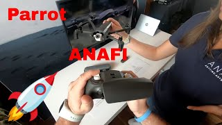 Parrot Anafi (4K and HDR) HANDS ON  The Newest Drone by Parrot