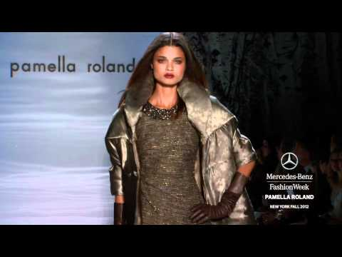 PAMELLA ROLAND - MERCEDES-BENZ FASHION WEEK FALL 2012 COLLECTIONS