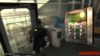 Splinter Cell Double Agent PC Gameplay Mission 7 Cozumel - Cruiseship Part 2/2