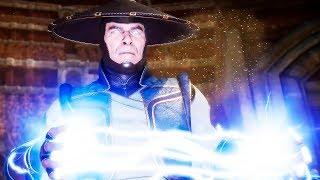 Mortal Kombat 11 — Русский сюжетный трейлер игры (2019)