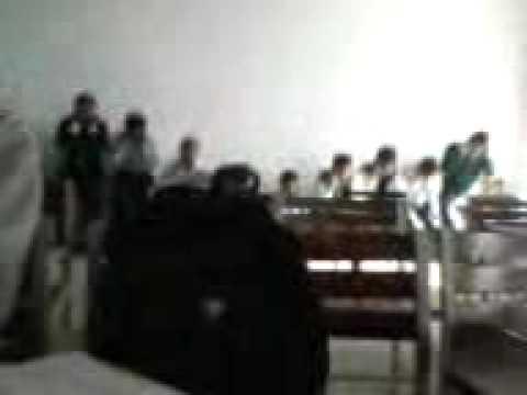 punishment in govt. islamia college railway road
