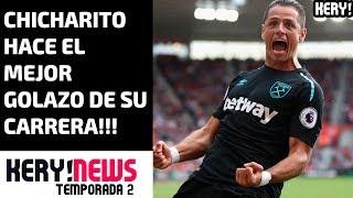 CHICHARITO HACE SU MEJOR GOLAZO | MAL DEBUT DE LAYÚN |MEXICANO PROMESA DE UEFA |¿PELEA MESSI-NEYMAR?
