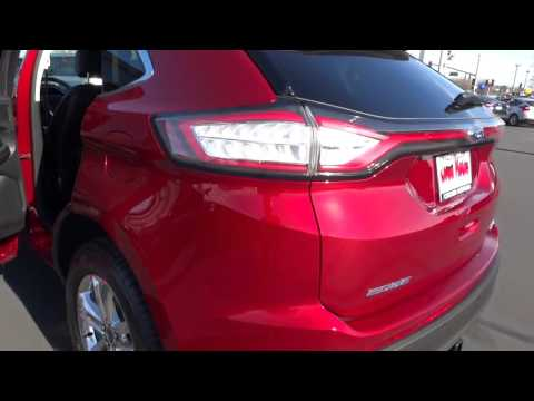 2016 ford edge redding eureka red bluff northern for Crown motors redding ford