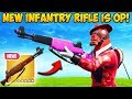 NEW INFANTRY RIFLE IS INSANE Fortnite Funny Fails And WTF Moments 470 mp3