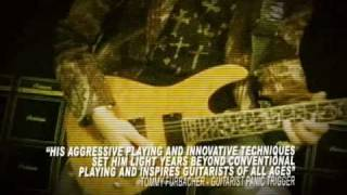 Cyamak Ashtiani - Guitar Promo Reel