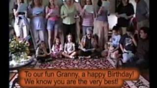 Mom's 75th Birthday Song