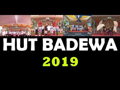 KEGIATAN HUT BADEWA TH 2019