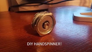 diy hand spinner fidget toy for cheap