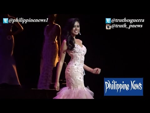 Evening Gown Competition | Miss Philippines USA 2016