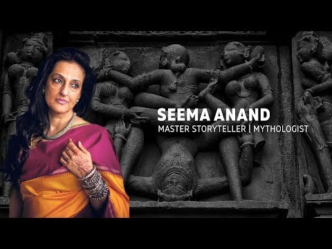 Maximus Minds - Seema Anand- An evening of Seduction & Storytelling