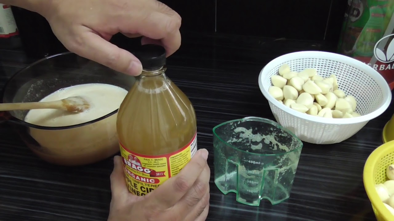 Cleaning vessels with garlic and lemon. Reviews of garlic peeling 92