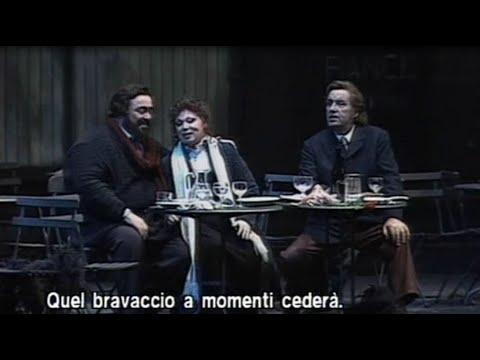 La Boheme - Freni, Pavarotti - G. Puccini - OPERA COMPLETA - FULL OPERA