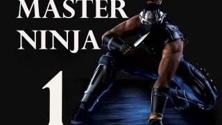 "Ninja Gaiden Black | XBOX | Master Ninja Difficulty Guide | Chapter 1 ""The Way of the Ninja"""