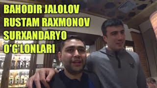 BAHODIR JALOLOV UZBEK TAYGER SANT-PETERBURG 2018 (ARXIV)