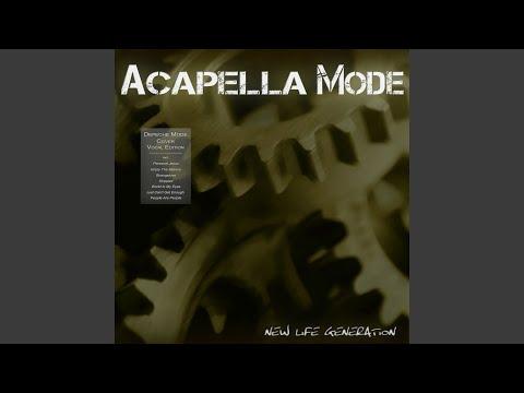 Behind the Wheel (Acapella Vocals Mix) mp3