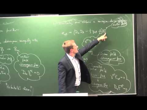 Lecture 24: Perturbation Theory I (International Winter School on Gravity and Light 2015)