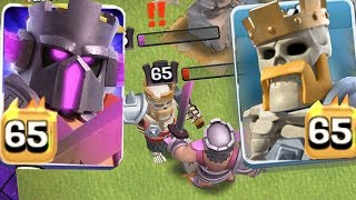 "ROYAL DEATH MATCH!! ""Clash Of Clans"" KING OF KINGS!!"