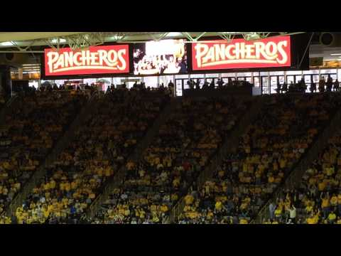 Carver-Hawkeye Arena: Featured Segment - Panchero