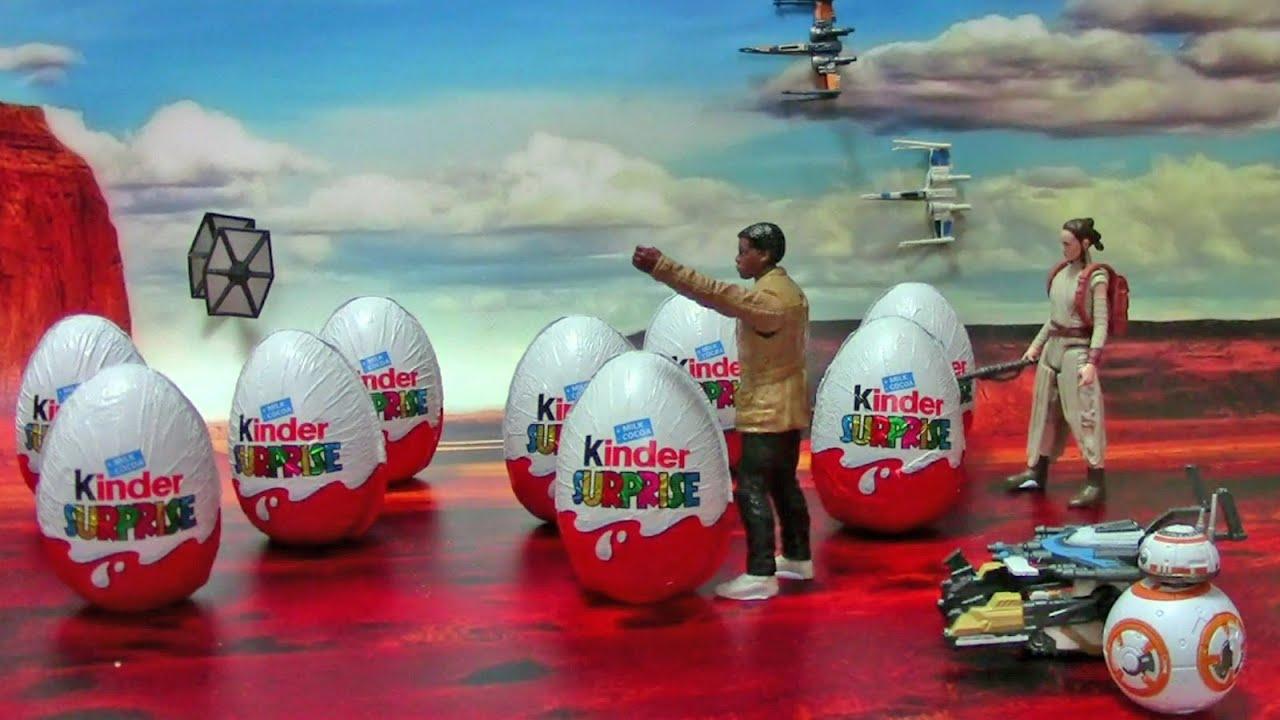 健達出奇蛋:【Kin球大戰。完力缺醒】光飯預告片 (臺灣版),不是《星球大戰。原力覺醒》官方預告片 - YouTube