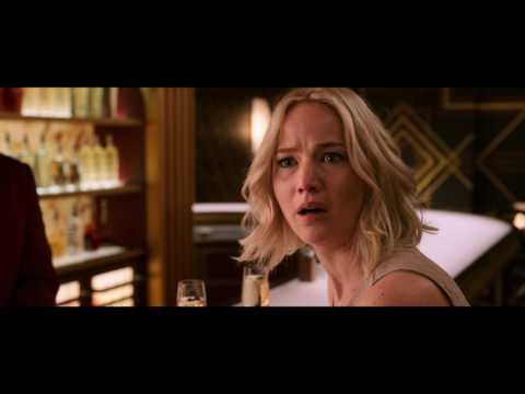 "Did you wake me up? ""Passengers"" HD scene"