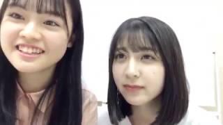 あおテンとなっぷのSHOWROOM 20170422.