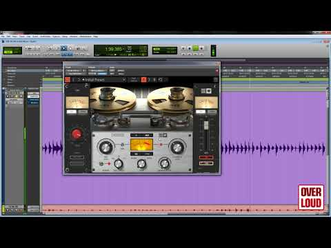 How to mix Guitars with Overloud Gems