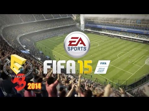 FIFA 15 (PS3/PS4) E3 2014 Trailer