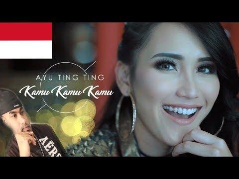 AYU TING TING- Kamu Kamu Kamu [Official Music Video] | INDIAN REACTS TO INDONESIAN mv| Aalu Fries