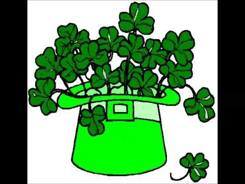 Hilaire image intended for free printable clipart for st patrick's day