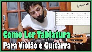 Baixar Como Ler Tablaturas para Violão e Guitarra l Aula #142