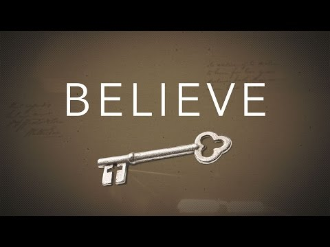 Believe | Chapter 5: Identity In Christ