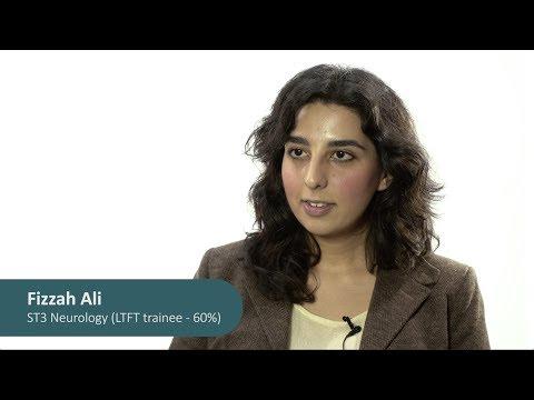 Fizzah Ali | Less Than Full Time trainee