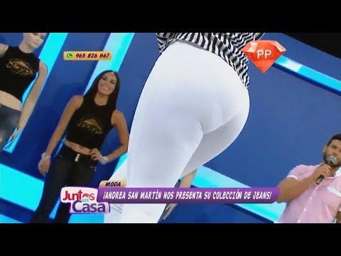 Andrea San Martin y su Linea Henna Jeans thumbnail