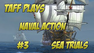 Naval Action Beta - Sea Combat Trials Battle of Trafalgar