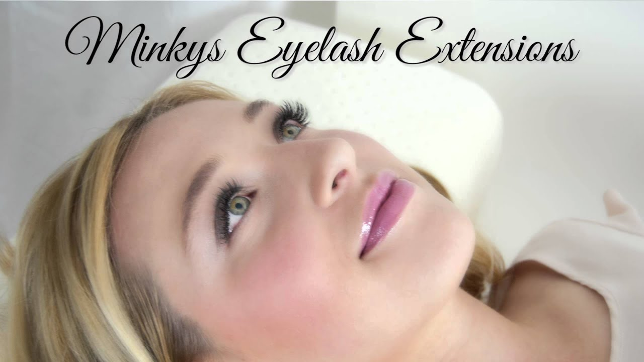 Minkys Eyelash Extensions - YouTube