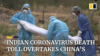 La pandemia afloja en Europa, pero golpea a India y Brasil