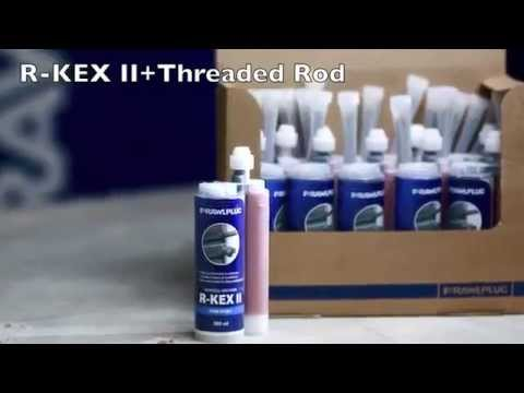 Rawlplug R-KEXII Pure Epoxy Resin