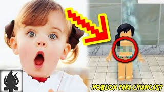 5 Things that ruin ROBLOX for children!