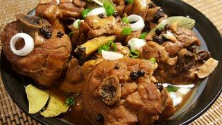 The Best Chicken Adobo Recipe Ever ! - Filipino food