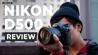 THE BABY D5? | Nikon D500 Review by Georges Cameras