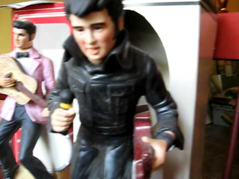 ELVIS PRESLEY MUSIC DECANTERS FOR SALE ON EBAY BY  EARTHTRADER860