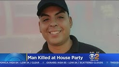 Shooter Still At Large After Deadly Encino House Party