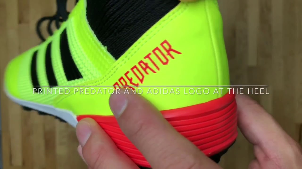 promo code 84a13 f0e49 Adidas Predator Tango 18.3 TF Energy Mode Pack  UNBOXING  ON FEET   football shoes  4K