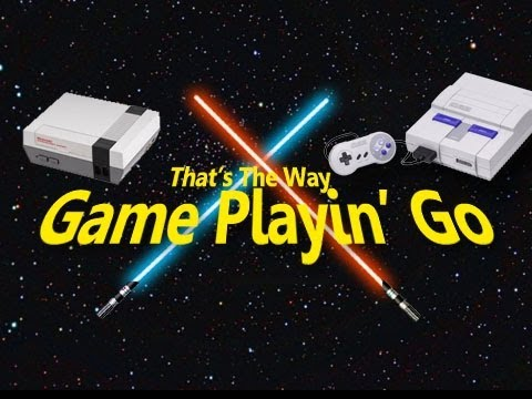 That's The Way Game Playin Go - Star Wars part 1: A New Dope |