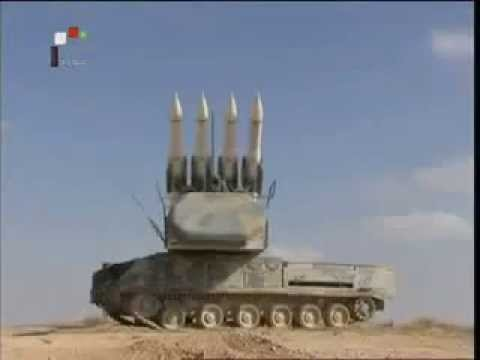 Air forces of Syria in fight of readiness