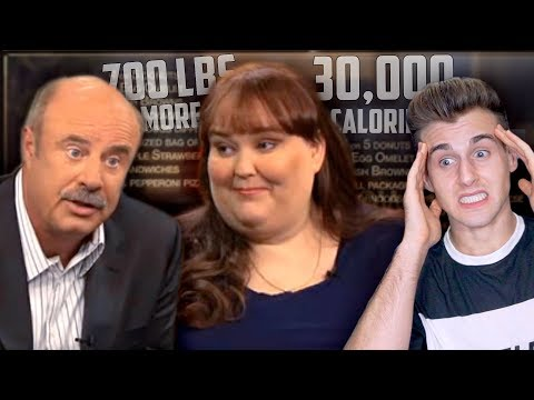 700 lb. Woman Thinks She's Perfectly Healthy (Dr. Phil)